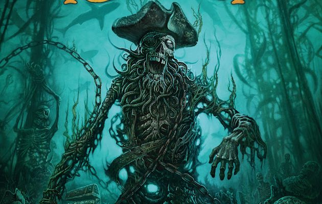 Review: Alestorm - No Grave But The Sea