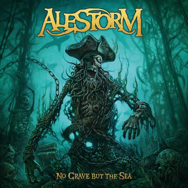 Review: Alestorm – No Grave But The Sea