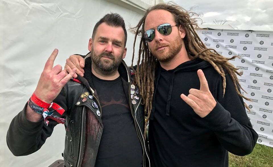 The Download Tapes 2017: Mike Spreitzer (Devildriver)