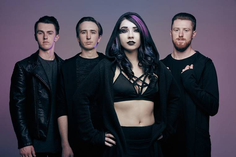 Exclusive Video Premier: Skarlett Riot – Break