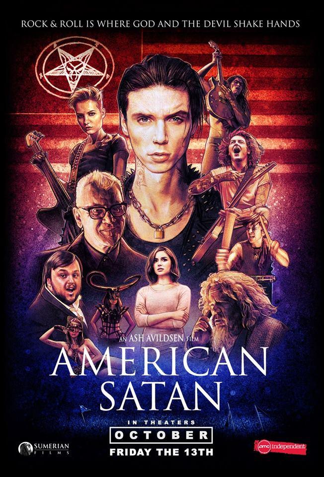 American Satan – The Movie – In UK Theatres Friday October 20th