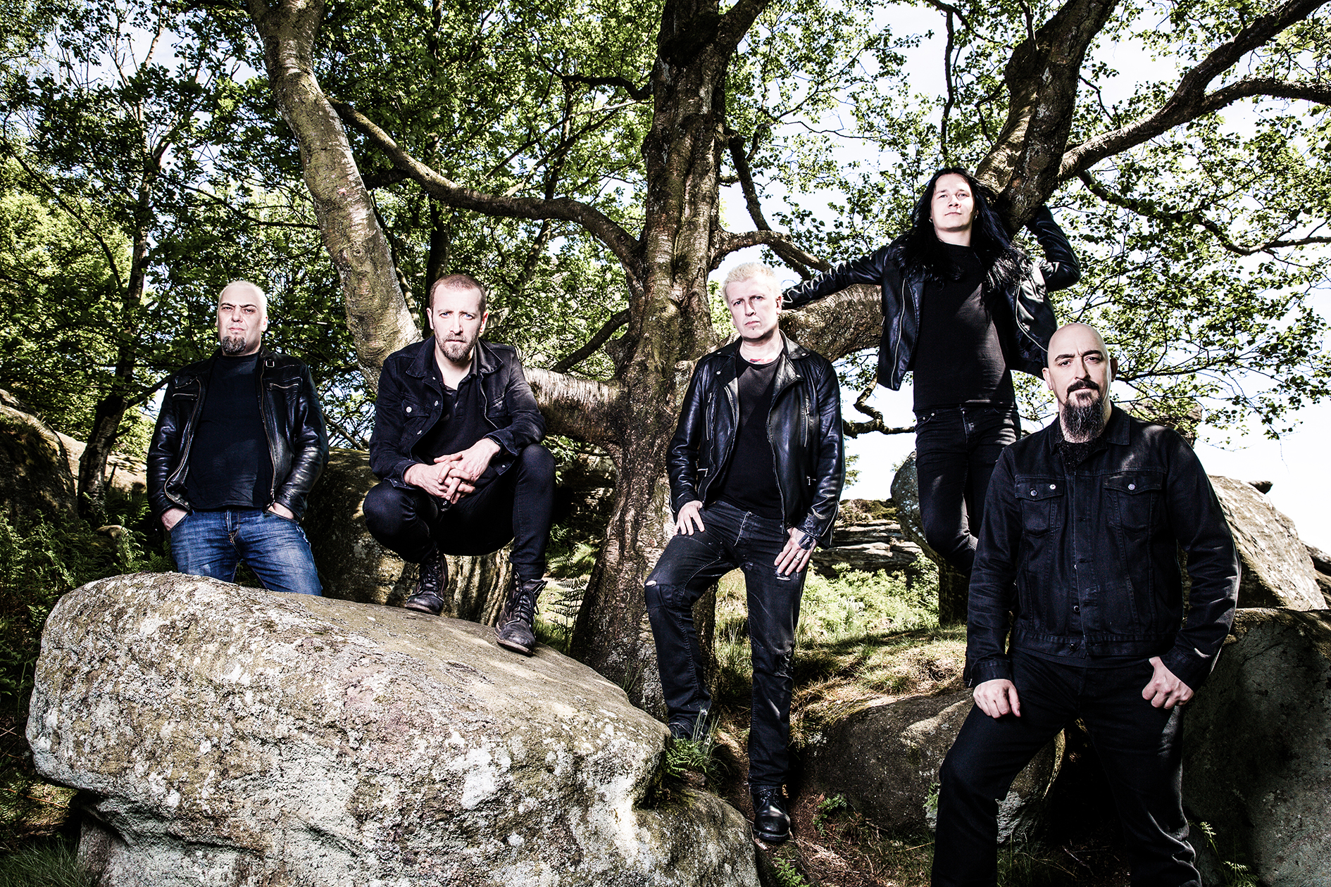 "Interview: Paradise Lost ""It's Our 15th Album, Probably The Heaviest We've Ever Recorded, Very Doom Orientated!"""