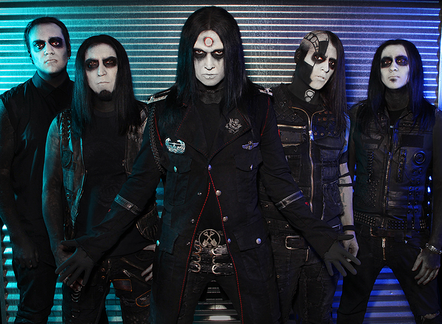 "Interview: Wednesday 13 ""For Me We're Just Comic Book Villains!"""