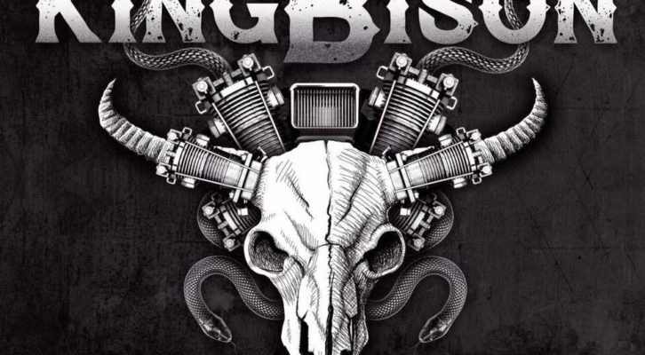 Review: King Bison - Snake Head Burial EP