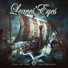Review: Leaves Eyes - Sign Of The Dragonhead