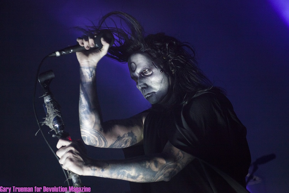 Wednesday 13 at Download festival