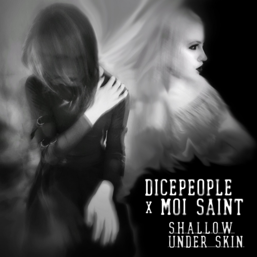 Review: Dicepeople X Moi Saint – Shallow Under Skin EP