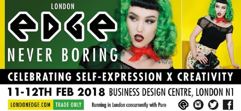 Fashion/News:  Banned Apparel and Dancing Days for London Edge