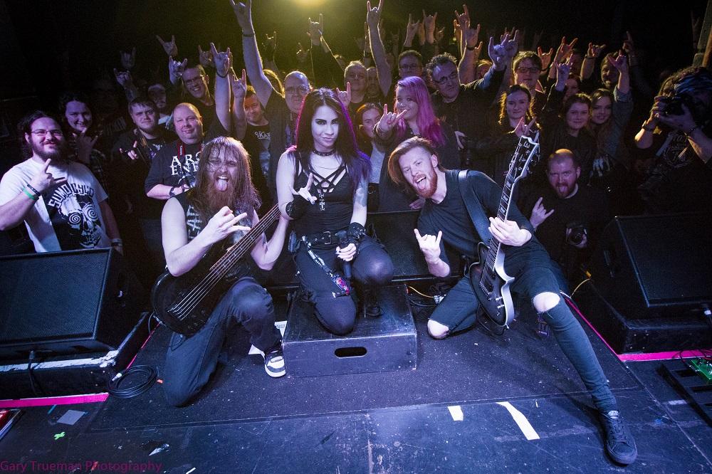 Live Review: Sumo Cyco/Skarlett Riot