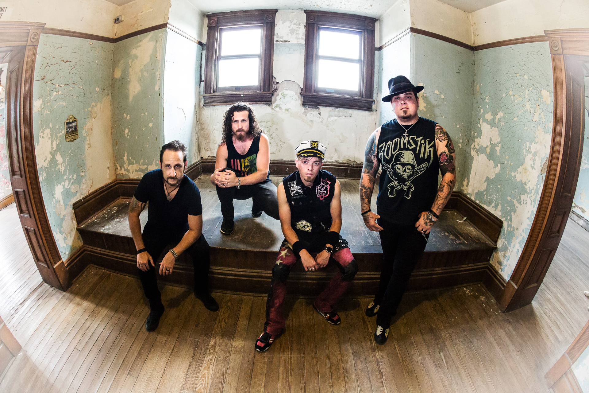 News: Black Stone Cherry have revealed a video trailer showcasing their upcoming sixth studio album, 'Family Tree'
