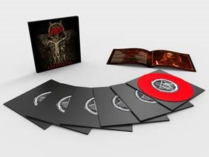 "News: SLAYER – announce 'Repentless' 6,66"" box set for international SLAYER day!"