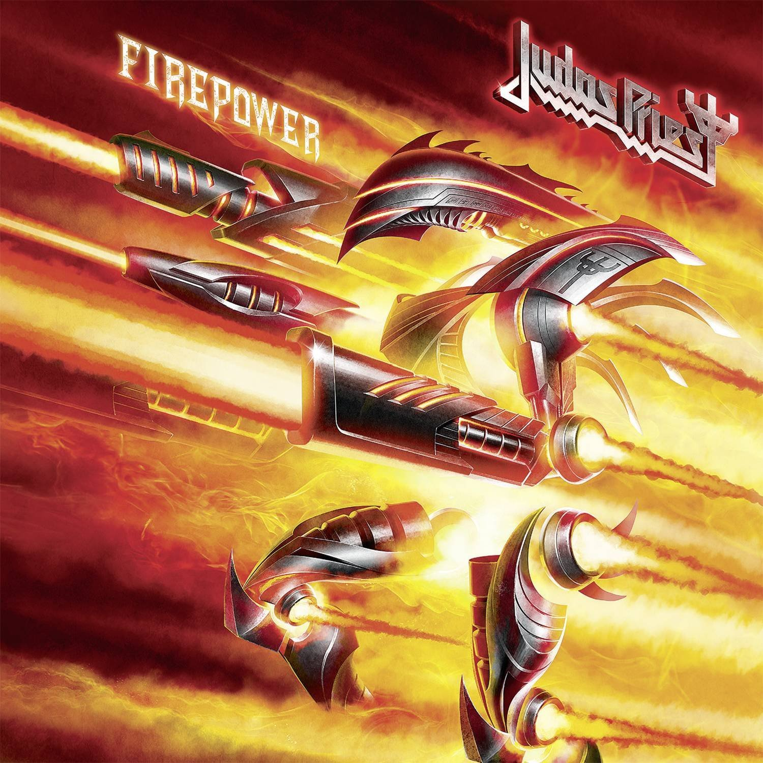 Review: Judas Priest – Firepower
