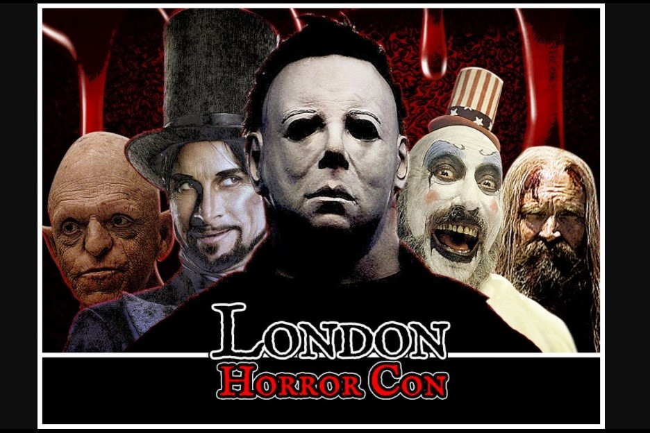 London Horror Con with Victor Wright