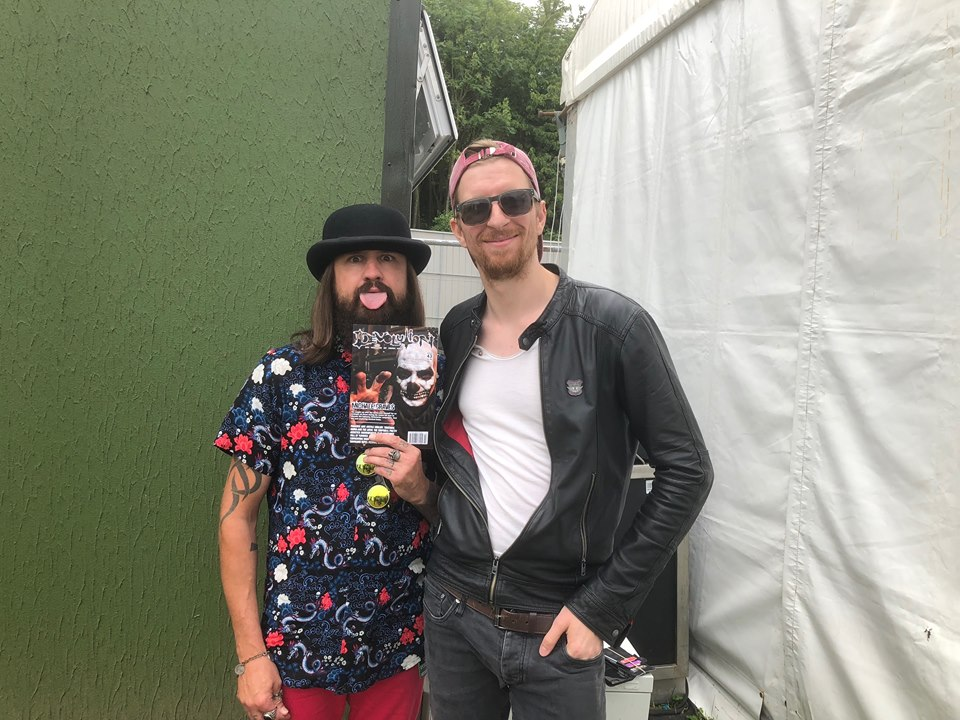 The Download Tapes 2018: Massive Wagons
