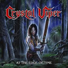 Review: Crystal Viper – At The Edge Of Time EP