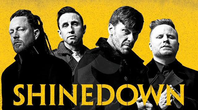 News: Shinedown are excited to announce a headline UK tour for October/November