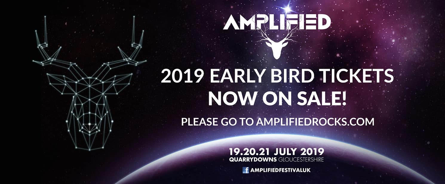 News: Amplified Festival