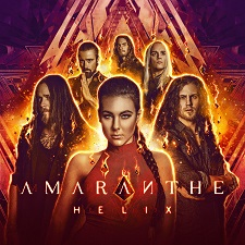 Review: Amaranthe – Helix