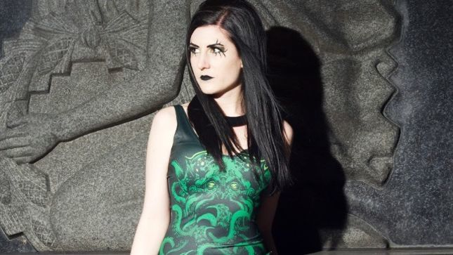 News: Cradle Of Filth Member Lindsay Schoolcraft Announces First Ever Australian Solo Tour