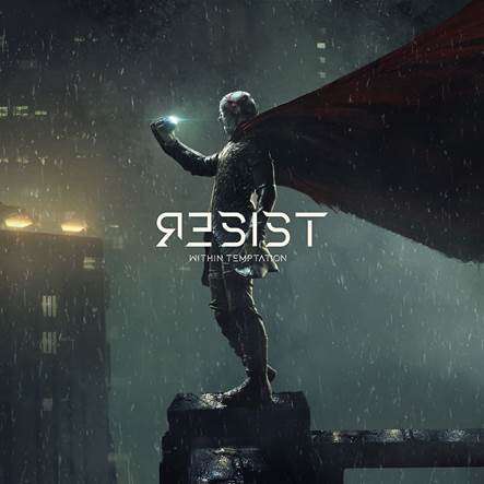 News: Within Temptation Release New Single, First From New Album 'Resist'