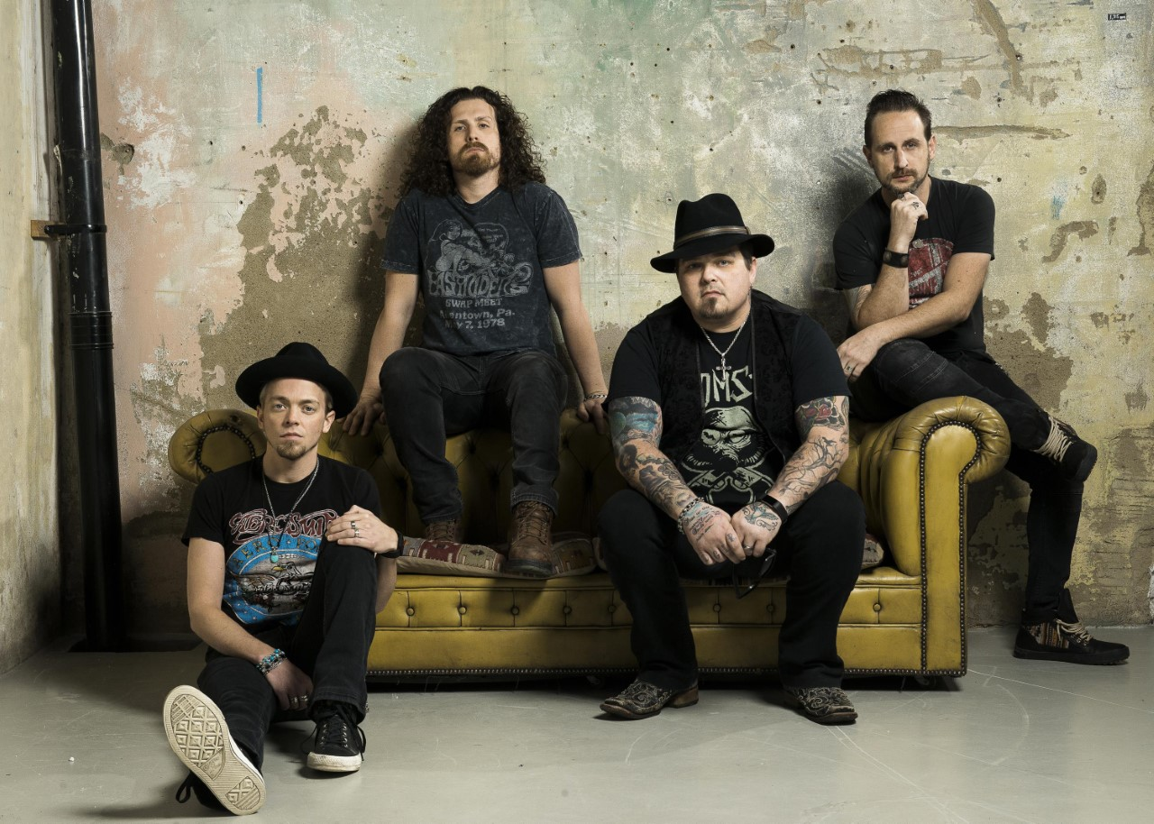 News: Black Stone Cherry Carry On Down The Road…