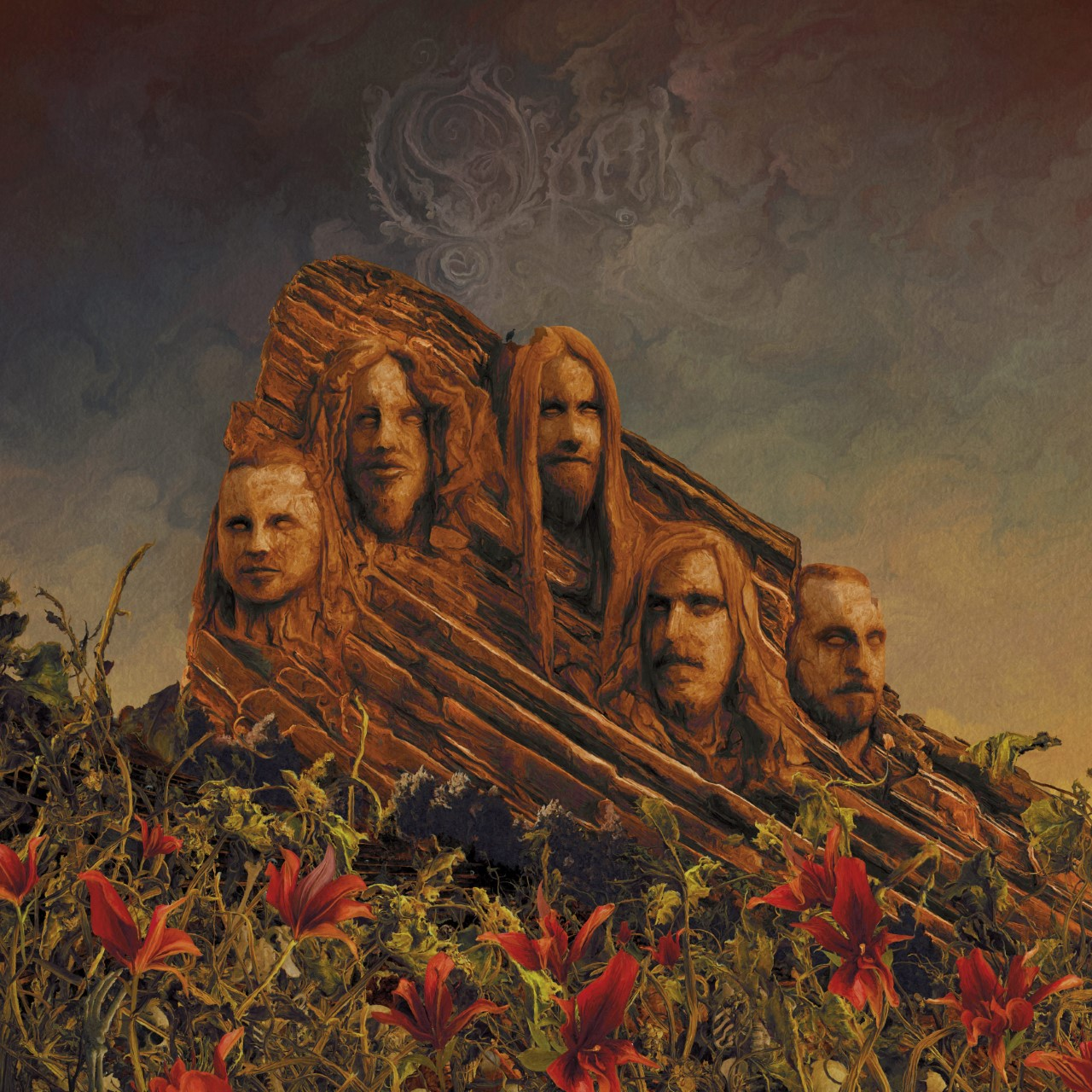 News: Opeth Release Live Video From Garden of the Titans