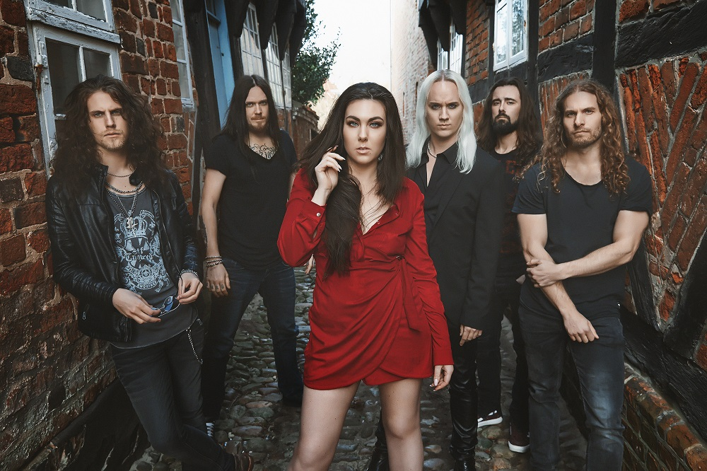 "News: Melodic Metal Trailblazers Amaranthe Release ""Countdown"" Single + Video"