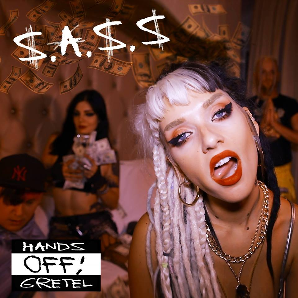 "News: Hands Off Gretel Unleash Vibrant Video For New Single ""S.A.S.S"""