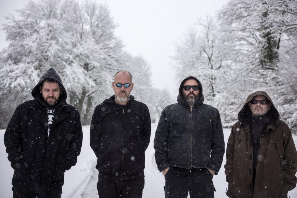 Session avec le groupe français DIRGE - decembre 2017.