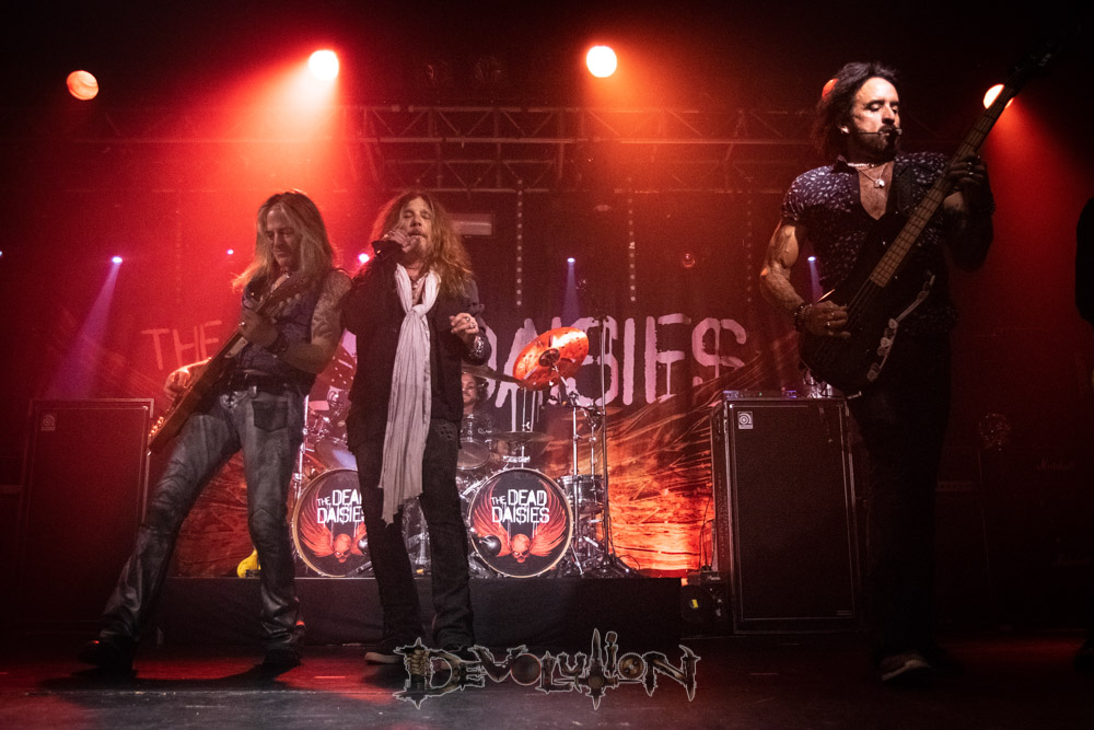Live Review: The Dead Daisies, Oxford O2 Academy, 20/11/2018