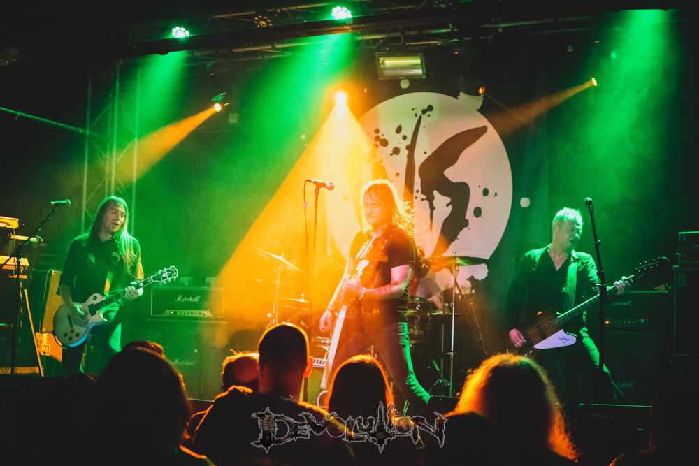 Live Review: Wayward Sons, Oxford O2 Academy 2, 21/11/2018