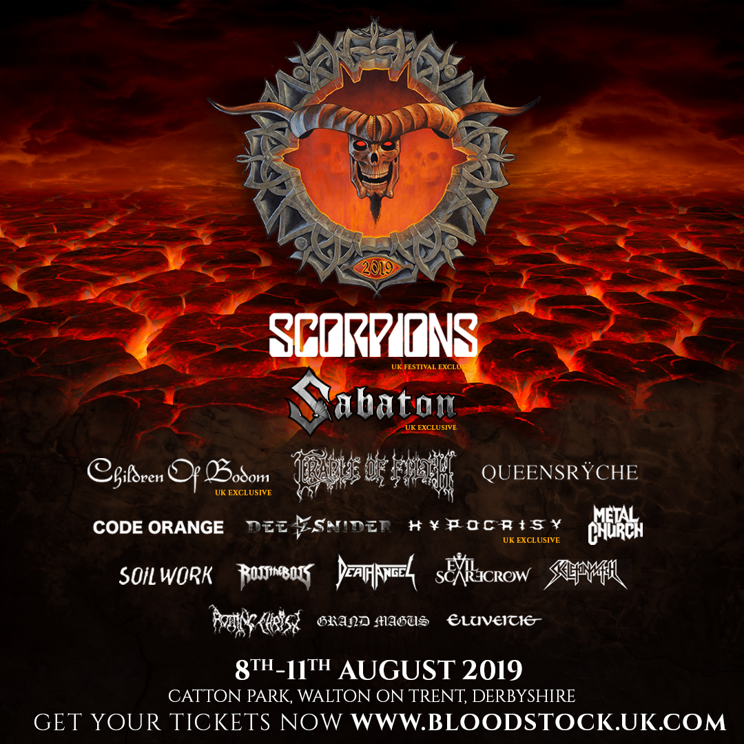 News: Bloodstock Festival Adds Grand Magus, Death Angel, And More…