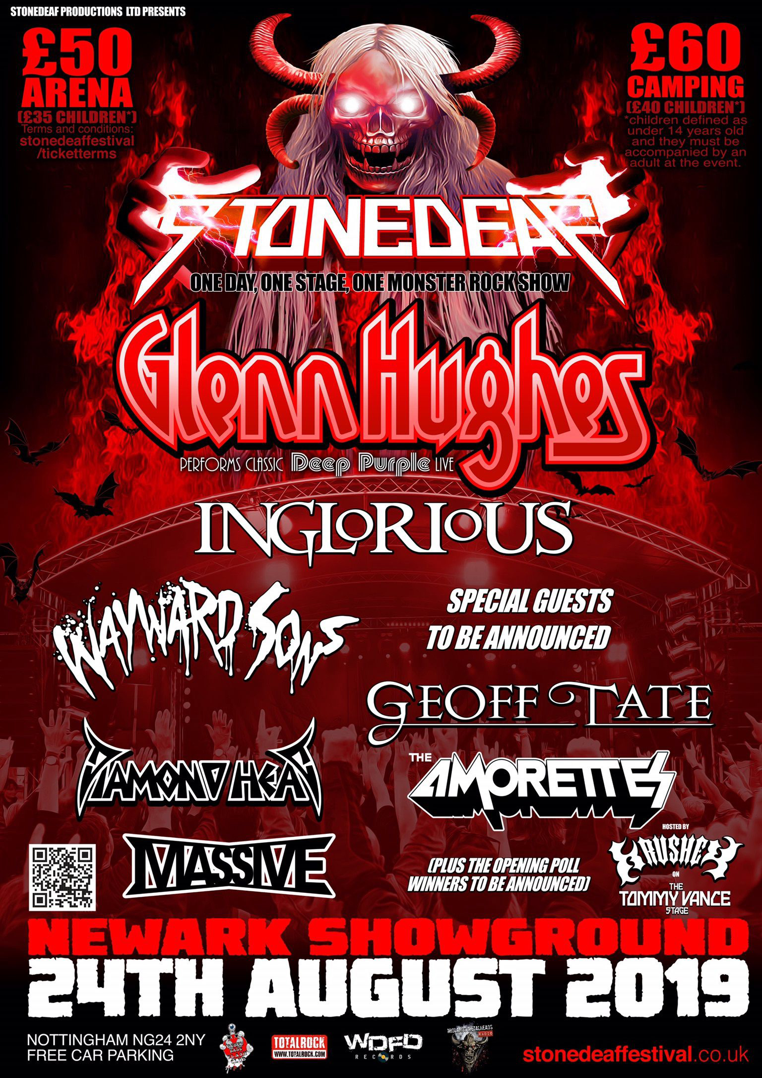 News: Stonedeaf Festival 2019 – Special Guests Announced