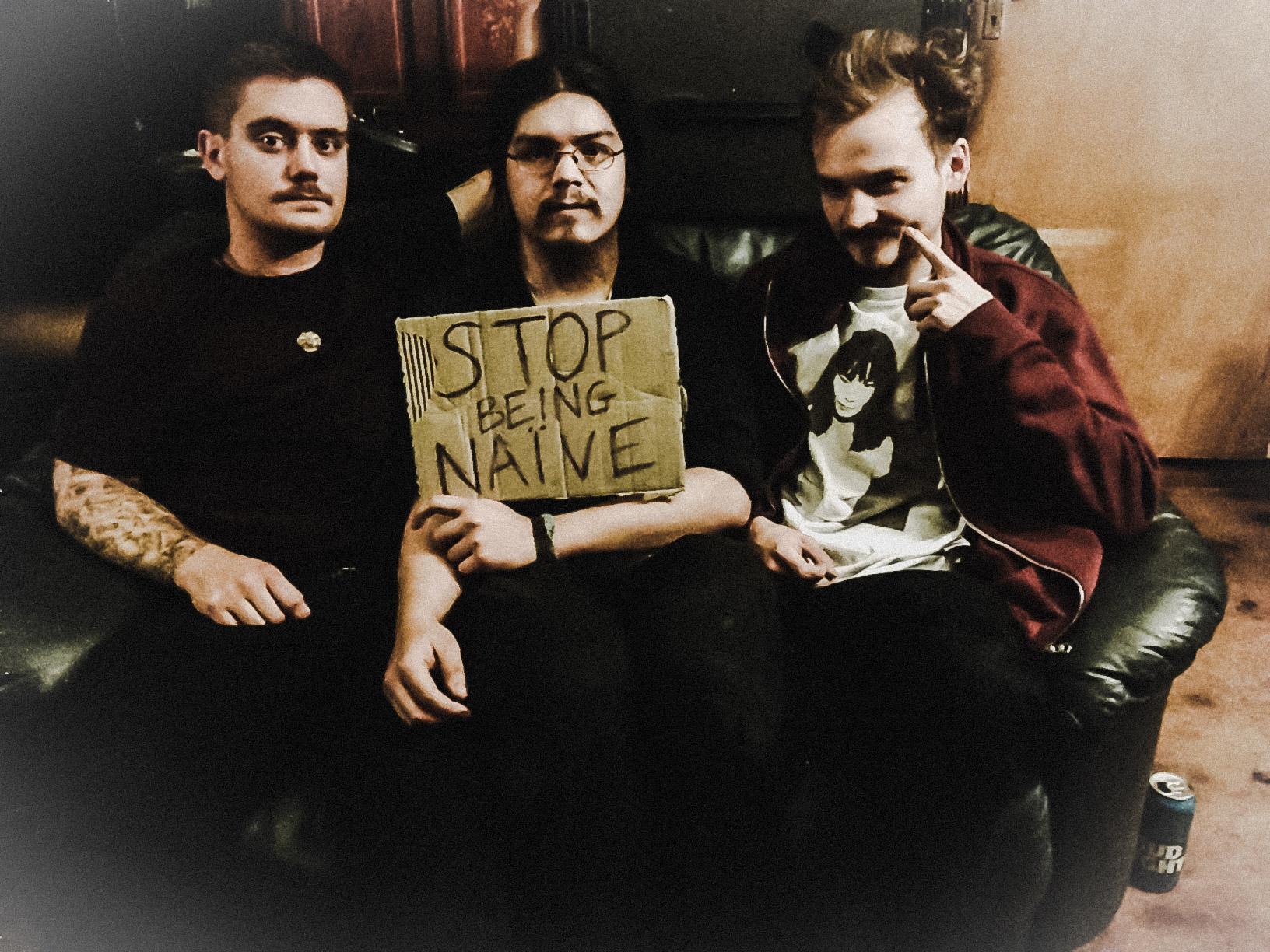 News: Uneasy Listening Trio Under Release New Video