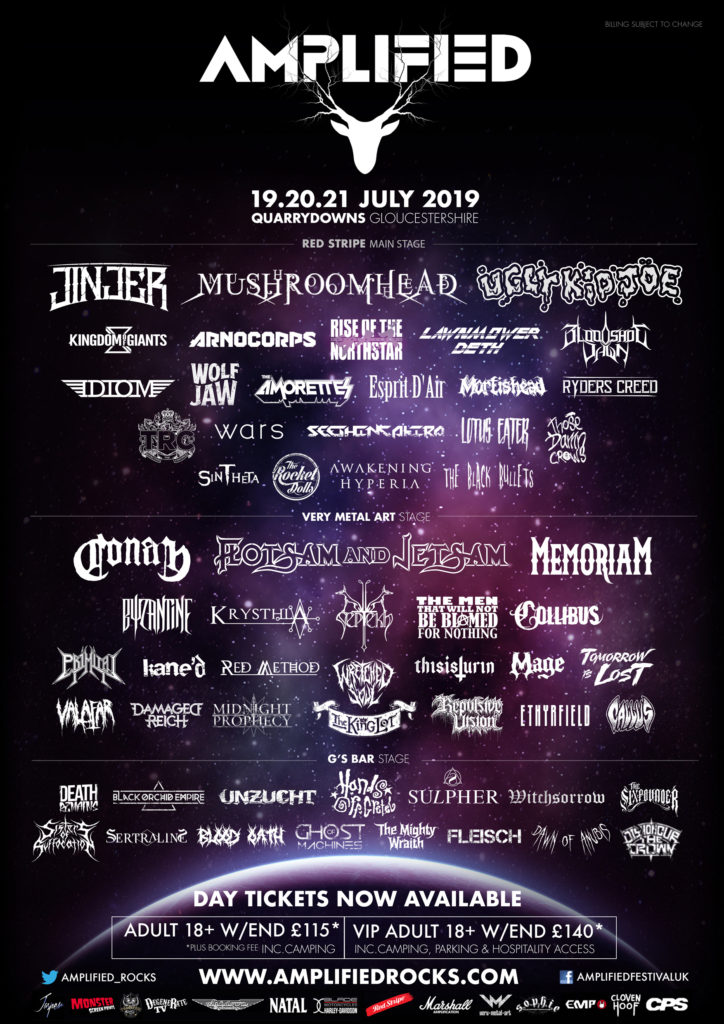 amplified-full-line-up