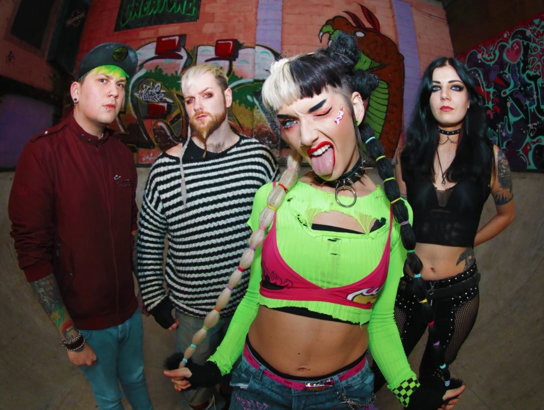 News: Hands Off Gretel Announce New Album 'I Want The World' To Be Released March 29th Via Puke Pop Records