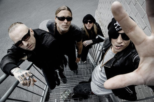 News: Backyard Babies Release New Single and Video 'Good Morning Midnight'