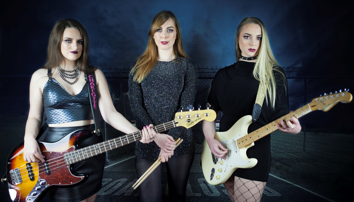 """Interview: Desensitised """"The new album is called Sister Psychosis, and we're really excited about it."""""""