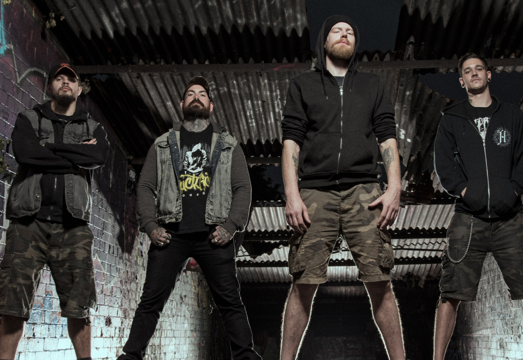 "Dishonour The Crown Release Their Brand-New Lyric Video For ""New Ways To Heal"""