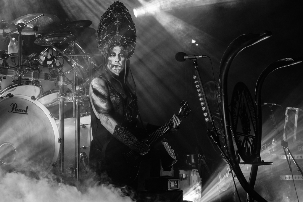 Live Review: Behemoth + At The Gates + Wolves In The Throne Room