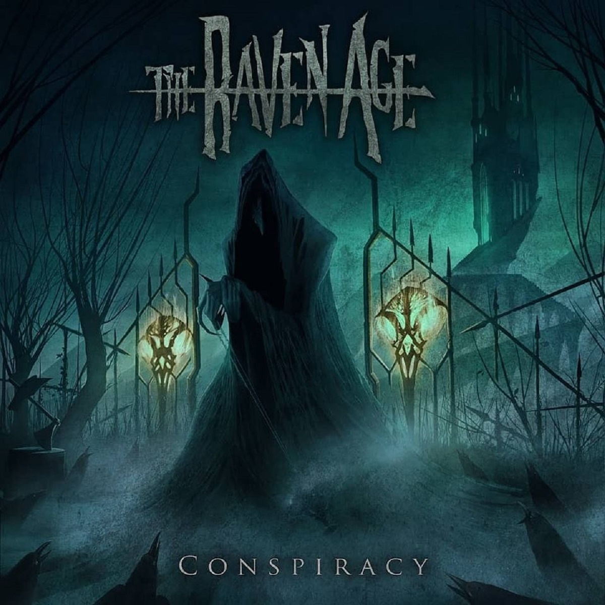 Review: The Raven Age – Conspiracy