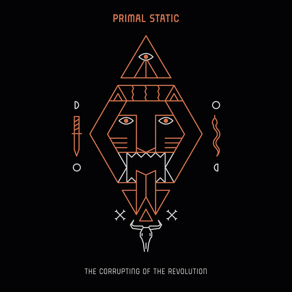 News: Exclusive – Listen To The New EP By Primal Static, The Corrupting of the Revolution