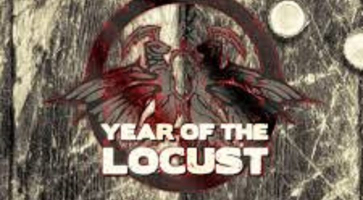 Review: Year Of The Locust - Year Of The Locust EP