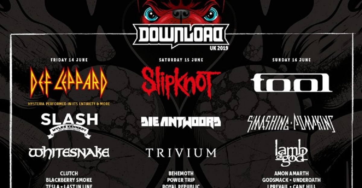 News: Download Festival announce Epica plus five more bands