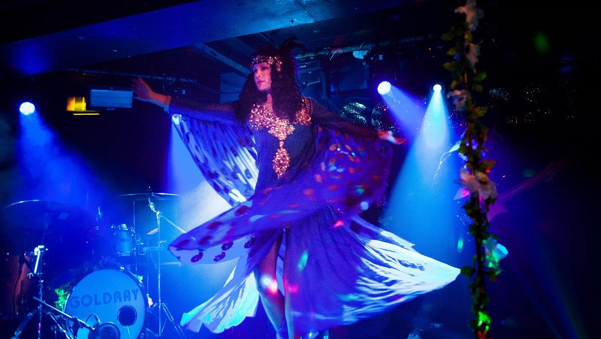 Live Review: Goldray/Tokyo Taboo/Velvela/Black Palms