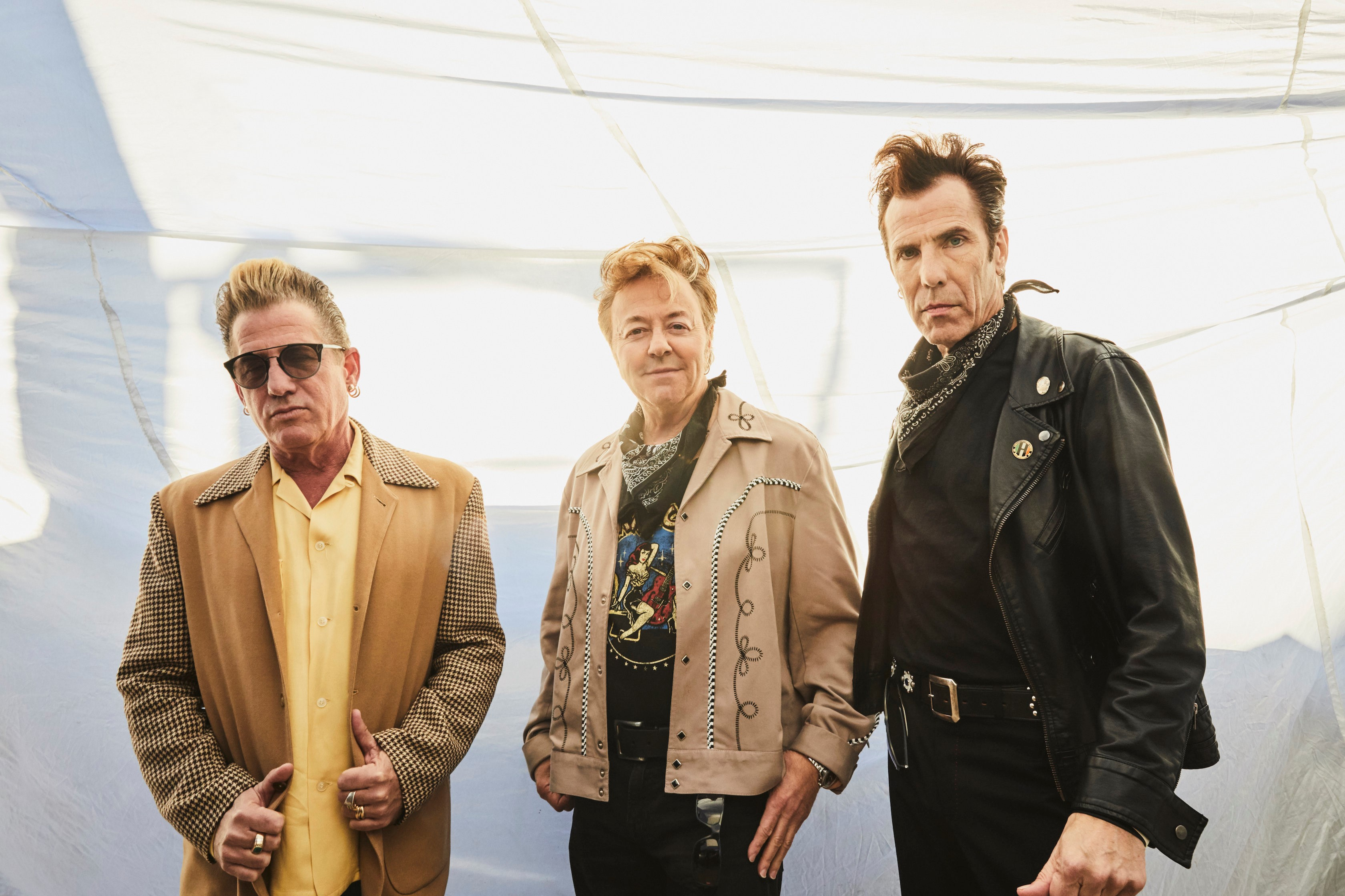 News: The Stray Cats Reveal Official Video For 'Rock It Off' Taken From Brand New Album '40'