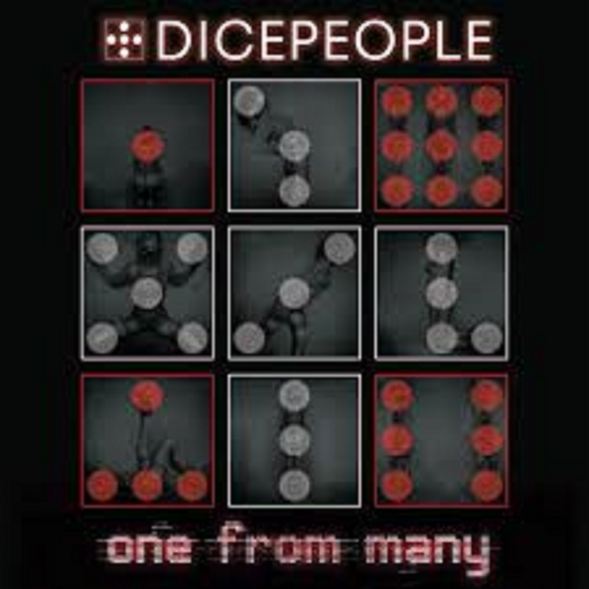 Review: Dicepeople – One From Many
