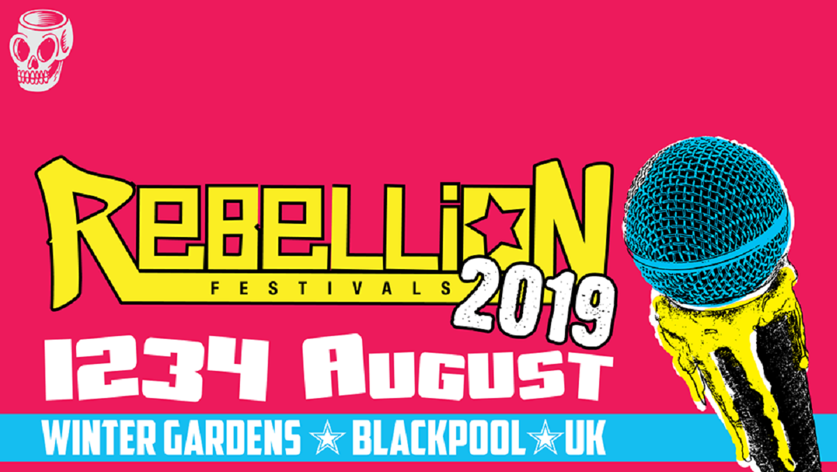 Preview: Rebellion Festival- A look at the 2019 event with co-founder Jennie Russell-Smith
