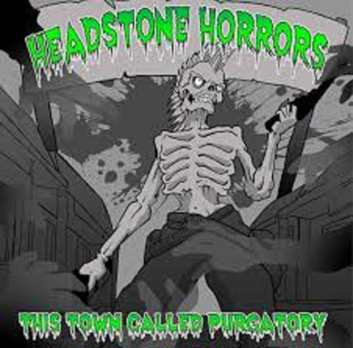 Review: Headstone Horrors – This Town Called Purgatory
