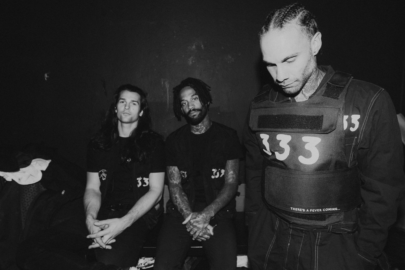 News: FEVER 333 Announce November UK Demonstrations